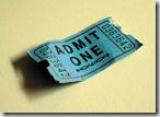 free ticket