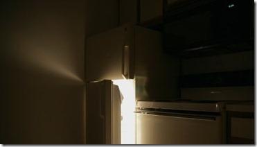 fridge light